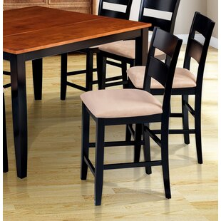 Bennet Upholstered 24 Bar Stool (Set of 2)