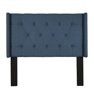 Filmore Upholstered Wingback Headboard by Willa Arlo Interiors