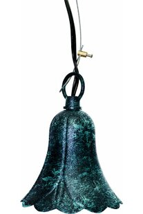 Dabmar Lighting Tree 1-Light Bell Flower String Lights