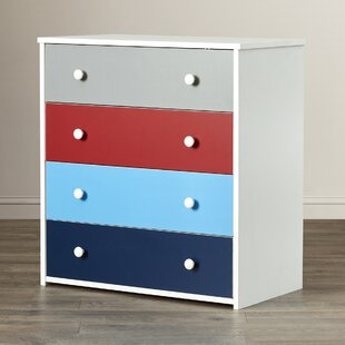 Nola 4 Drawer Chest By Zoomie Kids