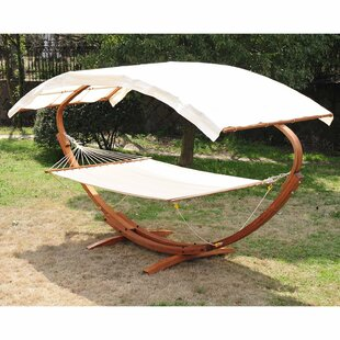 Outsunny Double Hammock with Stand