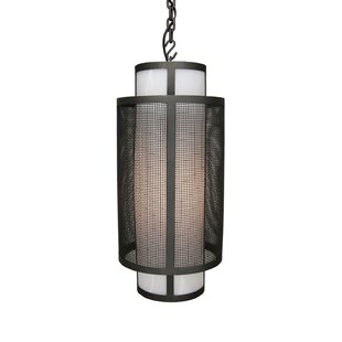 Elinor 1-Light Lantern Pendant by 17 Stor..