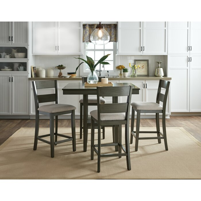archstone counter height p set chairs chair bk dining din homelegance he