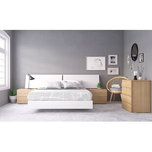 Norah Platform 5 Piece Bedroom Set