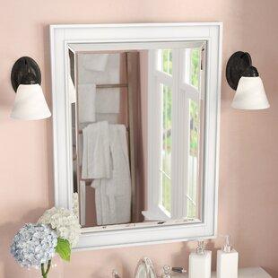 Northfield Bathroom Accent Mirror by Andover Mills