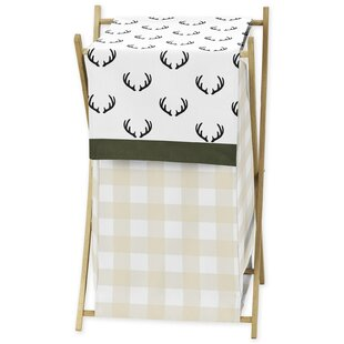 Online Reviews Woodland Camo Laundry Hamper By Sweet Jojo Designs