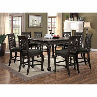 Olaughlin 9 Piece Pub Table Set by Astoria Grand