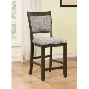 Leana Upholstered Dining Chair (Set of 2) Gracie Oaks