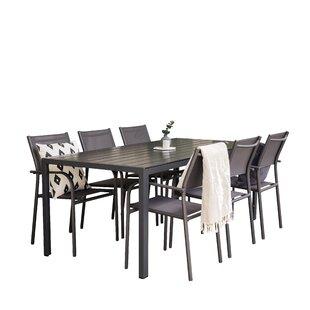 Hiran 6 Seater Dining Set Image
