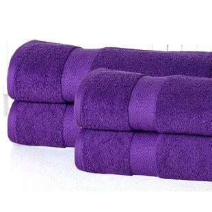 Purple Bath Towels Youll Love