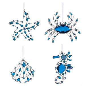 68c20634f64 Starfish Ornament | Wayfair