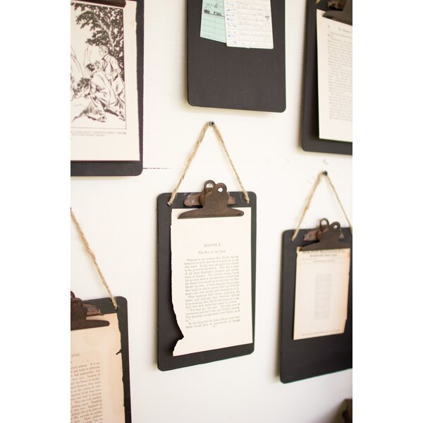 Clip Board Frame | Wayfair