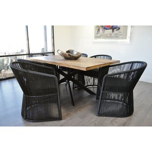 Natura 7 Piece Dining Set Solis Patio