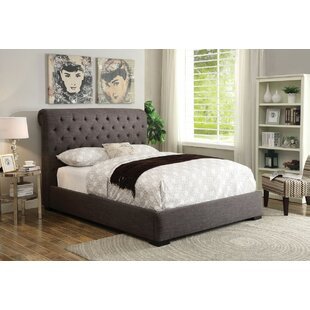 Foster Queen Upholstered Panel Bed By Rosdorf Park