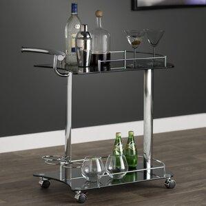 Balibo Bar Cart by Wade Logan