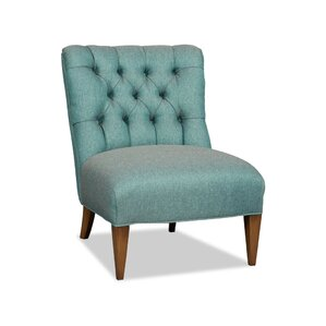Winslow Slipper Chair by Sam Moore