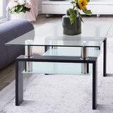 Morison Coffee Table with Storage by Ivy Bronx