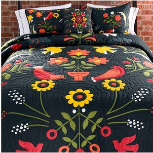 Ansley Cotton Quilt Set