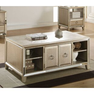 Lister Lift Top Coffee Table with Storage