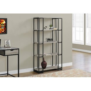 Darcia Etagere Bookcase by Latitude Run Coupon