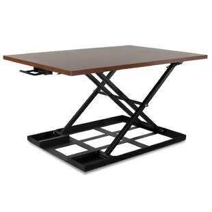 Keisler Ergonomic Height Adjustable Standing Desk Converter