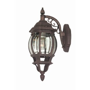 Woodbridge Lighting Basic 1-Light Outdoor Wall Lantern