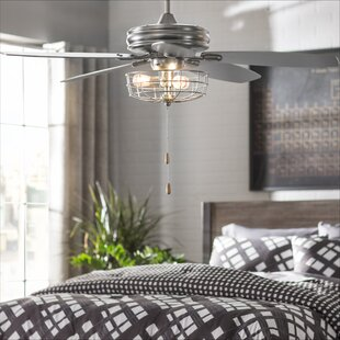 Ceiling fans youll love wayfair 52 kyla 5 blade ceiling fan aloadofball Images