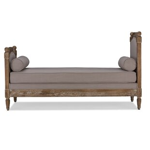 Barber Upholstered Bench