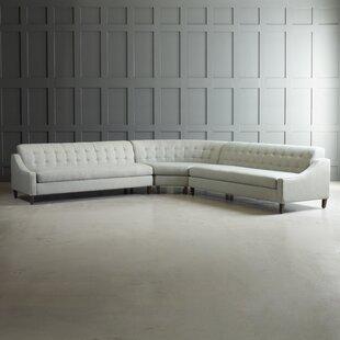 Walden Corner Sectional by Wayfair Custom Upholstery™