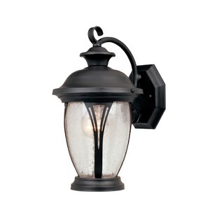 Best Reviews Westchester 3-Light Outdoor Wall Lantern By Designers Fountain