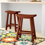 Kirkwood Counter & Bar Stool by Beachcrest Home™