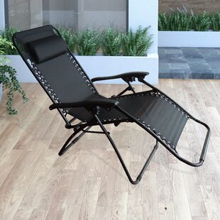 Phina Reclining Zero Gravity Chair with Cushion
