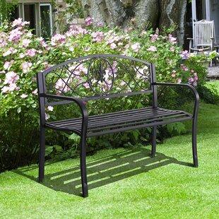 Fenham Metal Bench By Sol 72 Outdoor