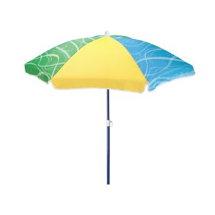 Seaside 3.5' Beach Umbrella by Step2 Best #1