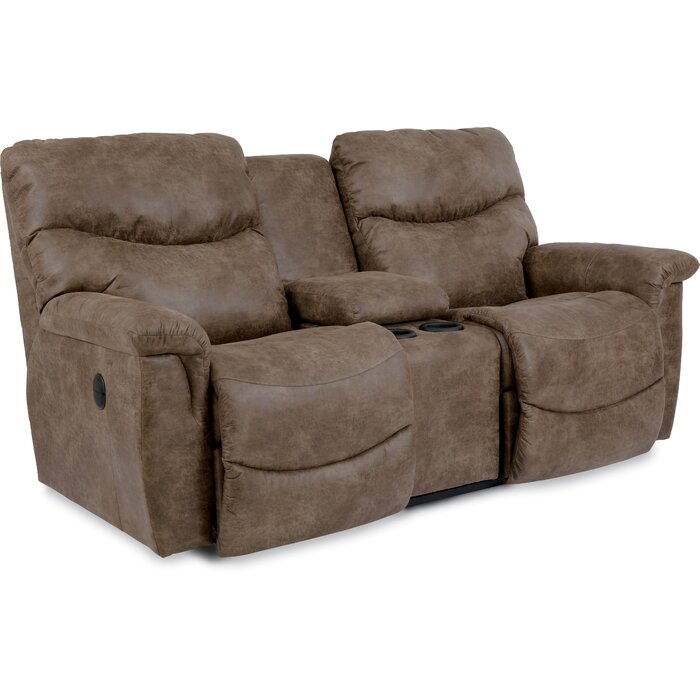 Astounding James Reclining Loveseat Gamerscity Chair Design For Home Gamerscityorg