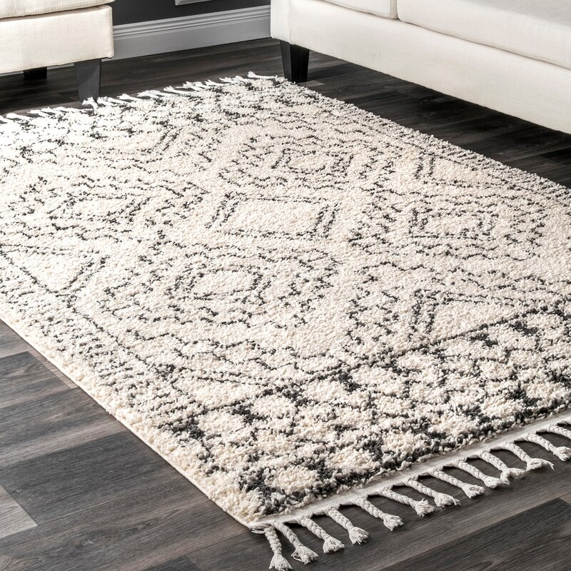 Audra Off White Area Rug Reviews