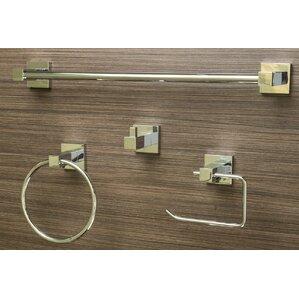 Hardey 4-Piece Bathroom Hardware Set