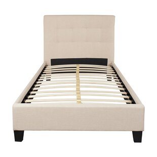 Adira Upholstered Platform Bed