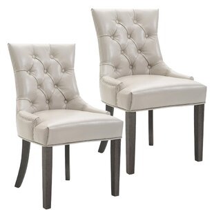 Caribe Upholstered Dining Chair (Set of 2)