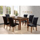 Windber 7 - Piece Dining Set by Red Barrel Studio®