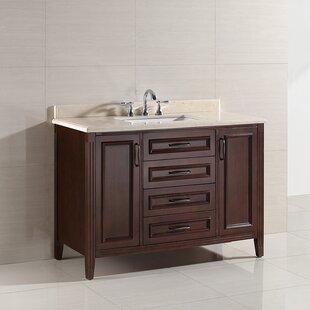 Daniel 48 Single Bathroom Vanity Set By Ove Decors