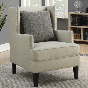 Steffey Wingback Chair