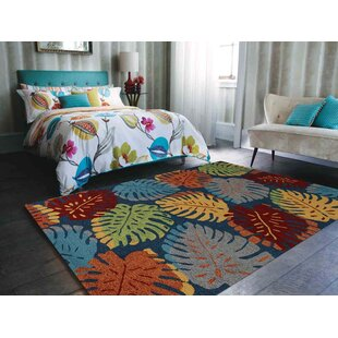 Samana Navy Indoor/Outdoor Area Rug