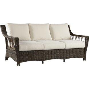 Bloomsbury Market Satterwhite Sofa with Cushions