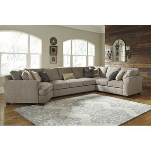 Compare prices Middlet Sectional By Darby Home Co