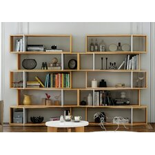 One Module 55 Accent Shelves by Tema