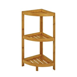 Price Sale Austen 42 X 76cm Corner Bathroom Shelf