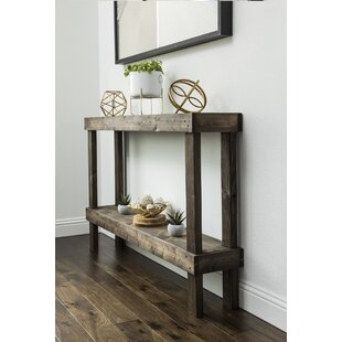 Dunlap Console Table by Union Rustic