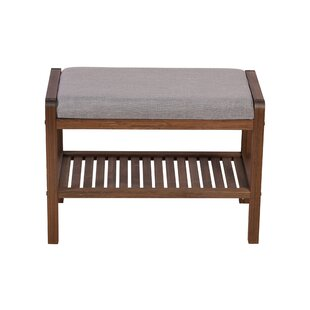 Winston Porter Patty Padded Upholstered Bench