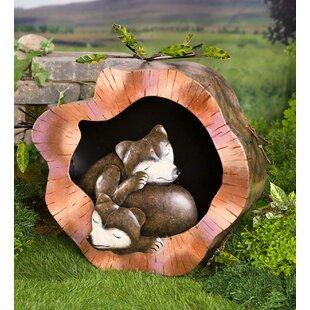 Sleeping Bears Garden Art by Wind & Weather